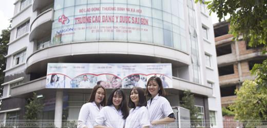 Điểm chuẩn ngành Cao đẳng Y Dược Trường Cao đẳng Y Dược Sài Gòn