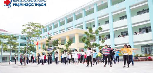 Trường Cao đẳng Y Khoa Phạm Ngọc Thạch đào tạo những ngành gì?