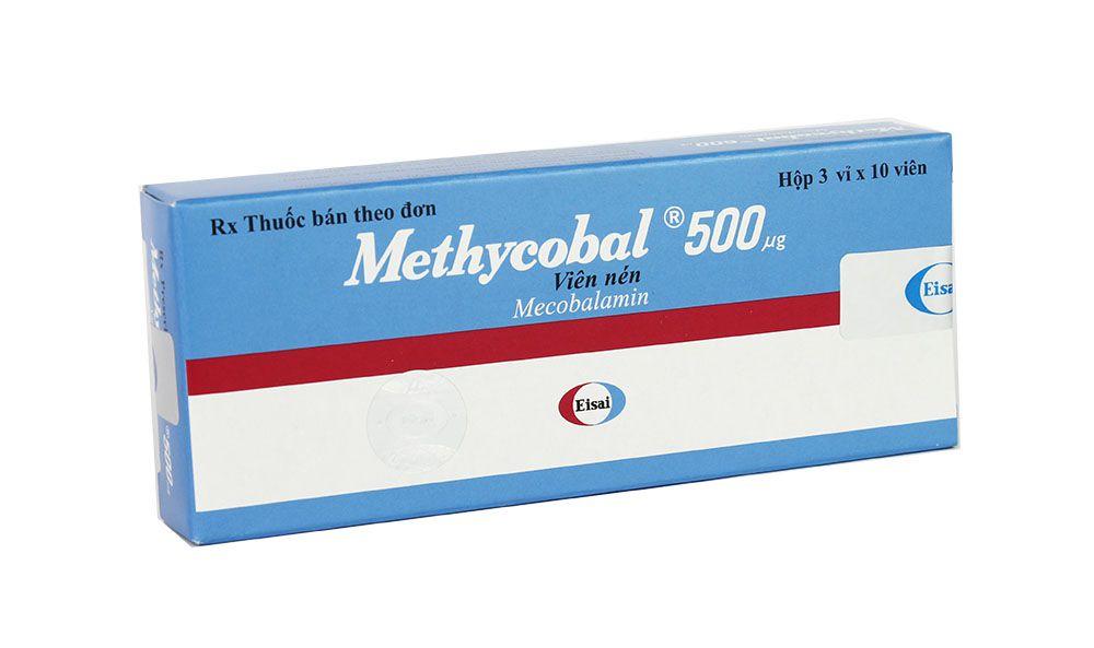Thuốc mecobalamin 500mcg có giá như thế nào