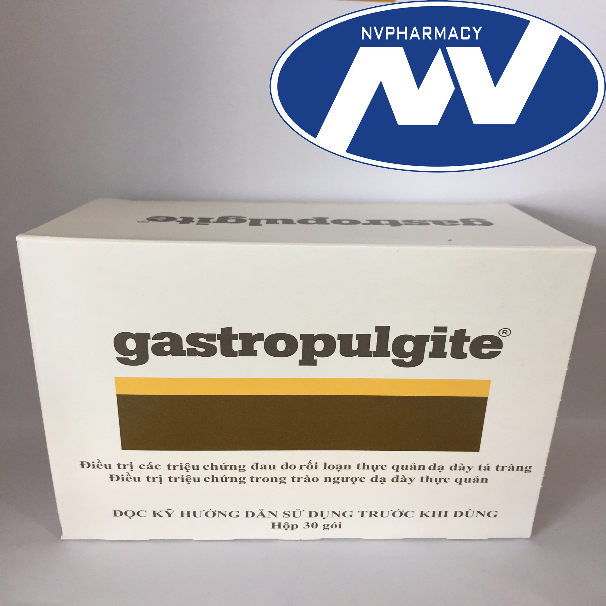 Tìm hiểu Gastropulgite là thuốc gì? Cách sử dụng thuốc như thế nào?