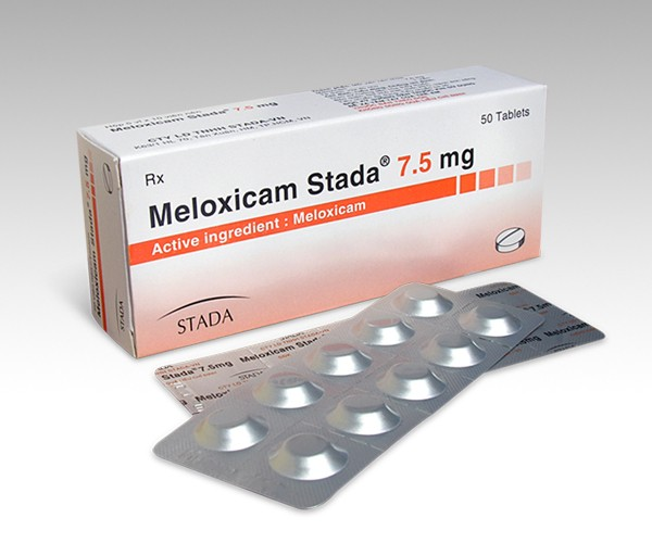 Thuốc meloxicam 7.5mg có tác dụng gì và cách sử dụng như thế nào